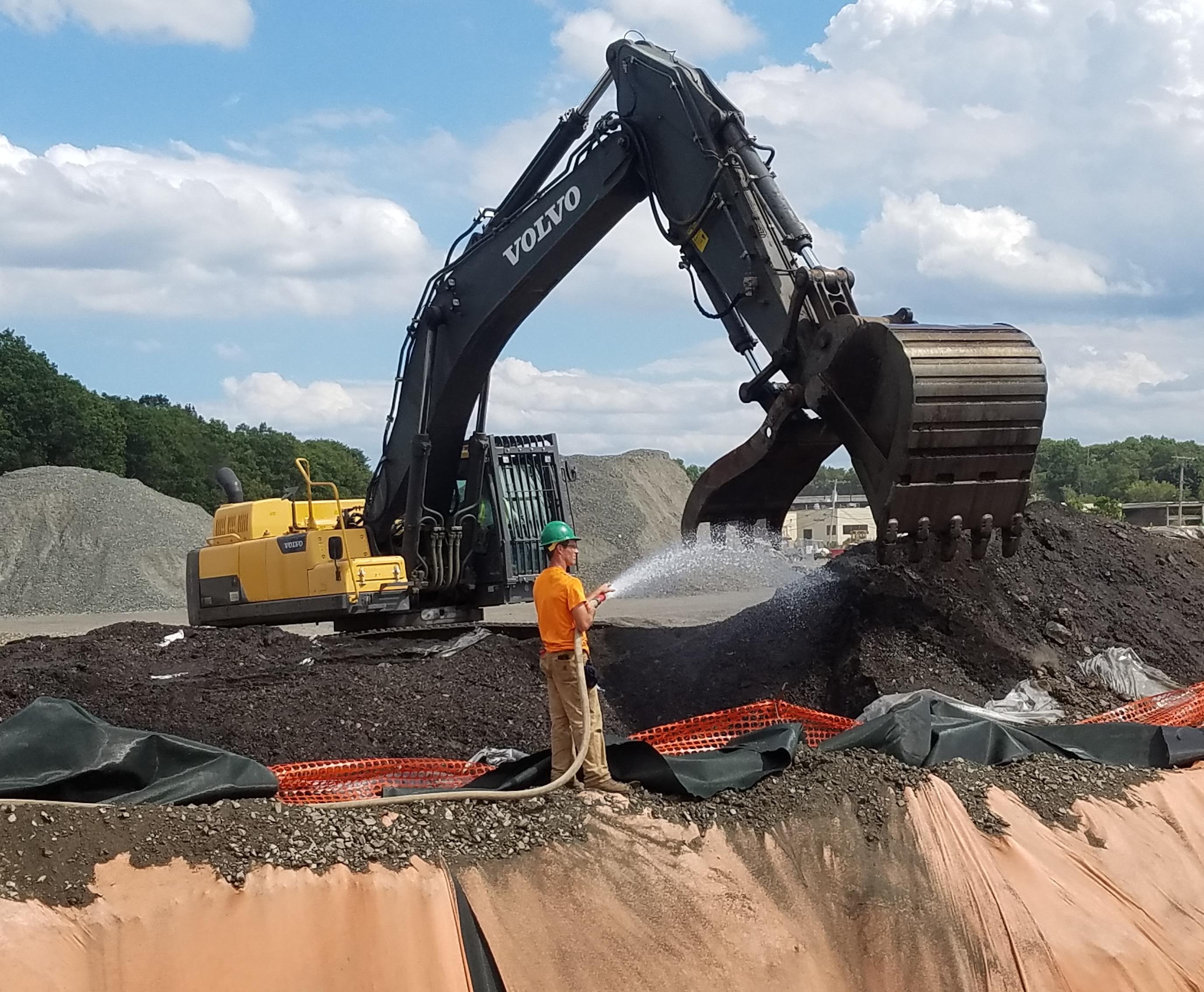 CERCLA Ore Mine Site Warren, NH