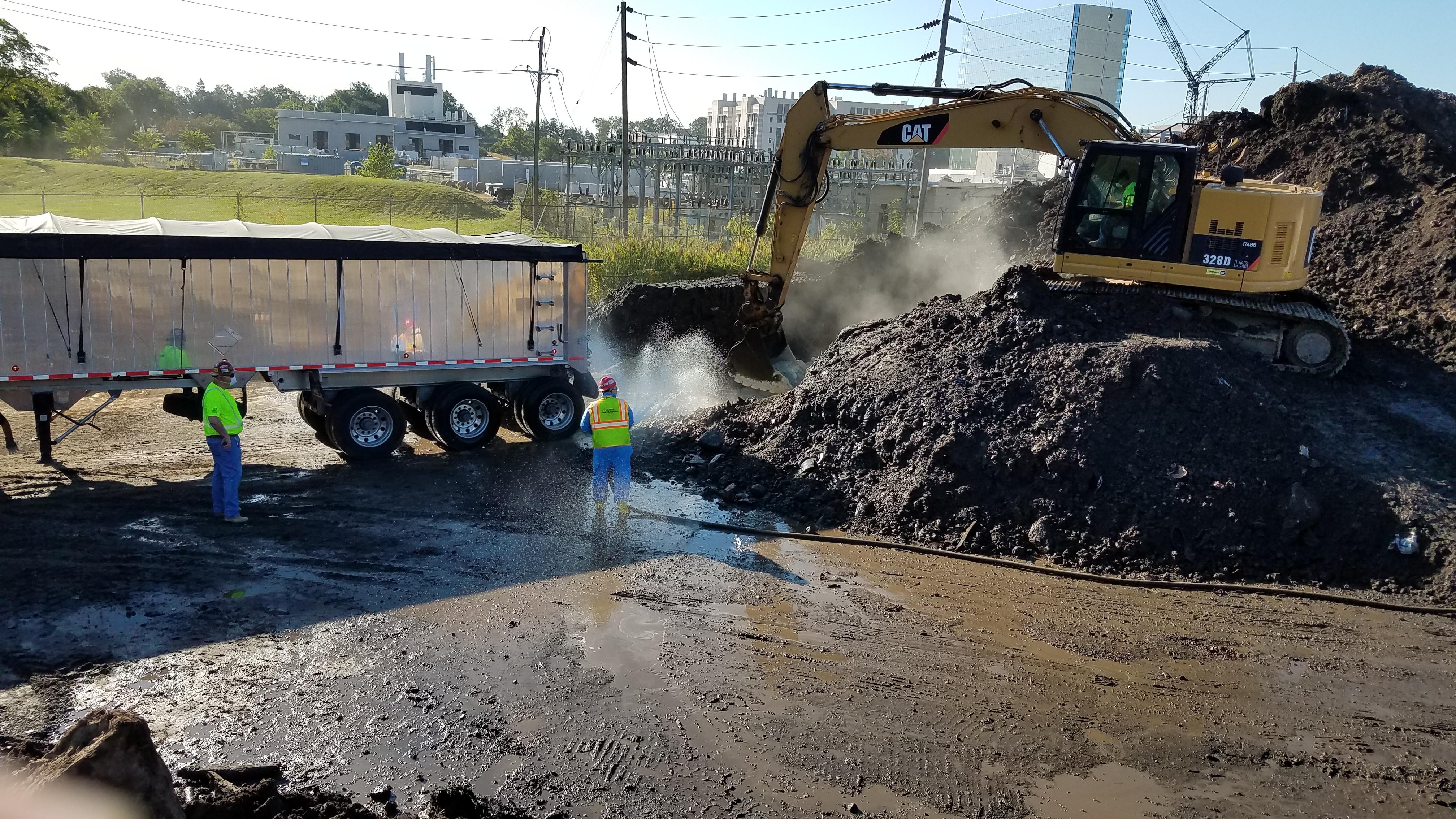 Ex Situ Heavy Metal Soil Treatment