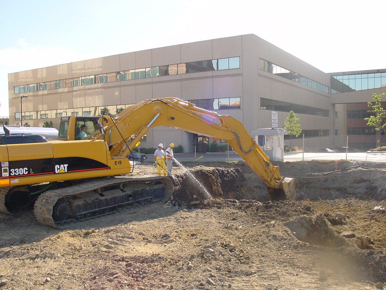Soil Treatment for Brownfields and heavy metal contaminates