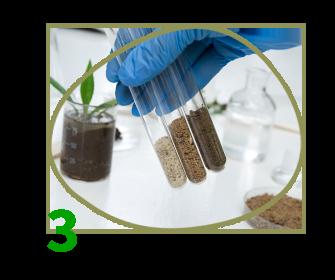 Soil Treatment reagents