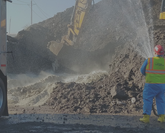 Heavy Metals Contaminated Soil Remediation