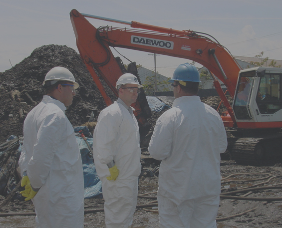 Lead Contaminated Soil Remediation